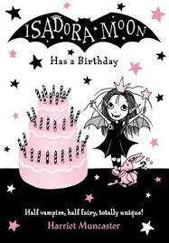 ISADORA MOON HAS A BIRTHDAY | 9780192744357 | HARRIET MUNCASTER
