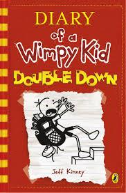 DIARY OF A WIMPY KID 11: DOUBLE DOWN | 9780141373027 | JEFF KINNEY