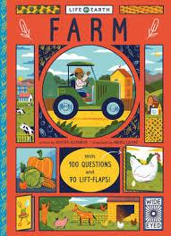 LIFE ON EARTH: FARM | 9781847808998 | HEATHER ALEXANDER