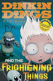 DINKIN DINGS 1: AND THE FRIGHTENING THINGS | 9781847150684 | GUY BASS