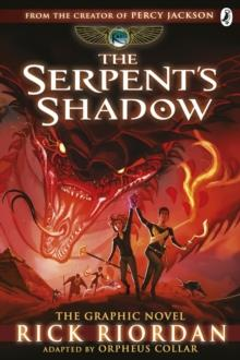 THE KANE CHRONICLES 03: THE SERPENT´S SHADOW GRAPHIC NOVEL | 9780241336809 | RICK RIORDAN