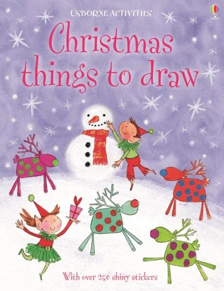 CHRISTMAS THINGS TO DRAW | 9781409525226 | MINNA LACEY