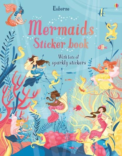 MERMAIDS STICKER BOOK | 9781474956727 | FIONA WATT