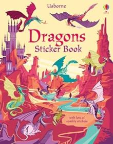 DRAGONS STICKER BOOK | 9781474966641 | FIONA WATT