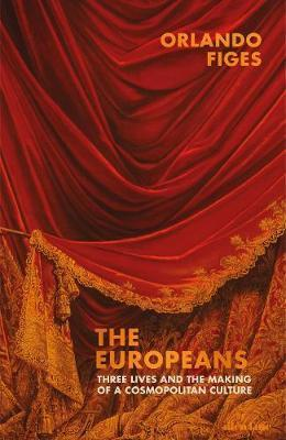 THE EUROPEANS | 9780241004890 | ORLANDO FIGES