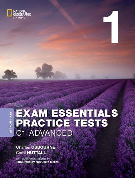 EXAM ESSENTIALS ADVANCED PRACTICE TESTS 1 WITHOUT KEY REVISED 2020 | 9781473776913 | VVAA