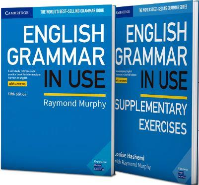ENGLISH GRAMMAR IN USE BOOK WITH ANSWERS AND SUPPLEMENTARY EXERCISES PACK | 9781108868587 | RAYMOND MURPHY