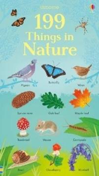 199 THINGS IN NATURE | 9781474941037 | HANNAH WATSON