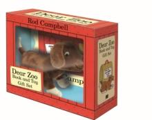 DEAR ZOO BOOK AND TOY GIFT SET : PUPPY | 9781447286547 | ROD CAMPBELL