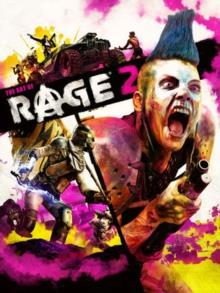THE ART OF RAGE 2 | 9781506713564 | AVALANCHE STUDIOS