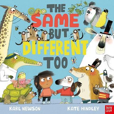 THE SAME BUT DIFFERENT TOO | 9781788004008 | KARL NEWSON
