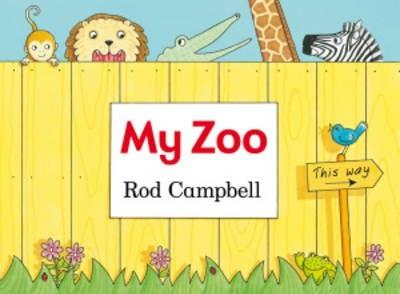 MY ZOO | 9780230770928 | ROD CAMPBELL
