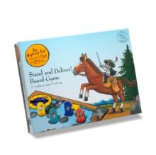 THE HIGHWAY RAT STAND AND DELIVER! BOARD GAME | 5012822067852