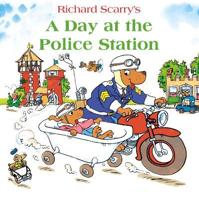 A DAY AT THE POLICE STATION | 9780007574940 | RICHARD SCARRY