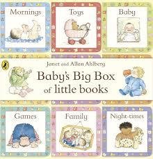 BABY'S BIG BOX OF LITTLE BOOKS | 9780141356488 | ALLAN AHLBERG AND JANET AHLBERG