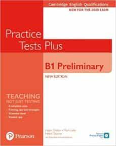 PET CAMBRIDGE ENGLISH QUALIFICATIONS: B1 PRELIMINARY PRACTICE TESTS PLUS STUDENT NO KEY | 9781292282152