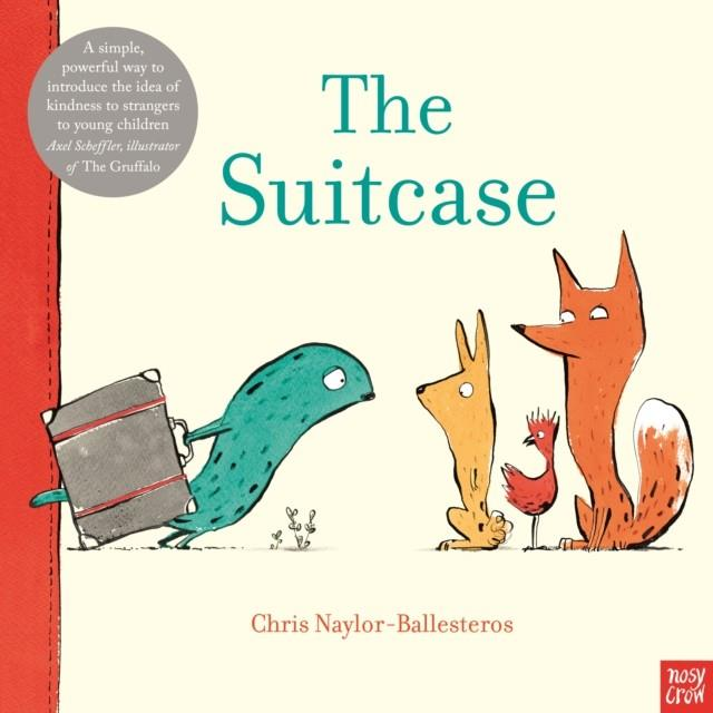 THE SUITCASE | 9781788004480 | CHRIS NAYLOR-BALLESTEROS