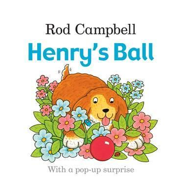 HENRY'S BALL | 9780230770898 | ROD CAMPBELL
