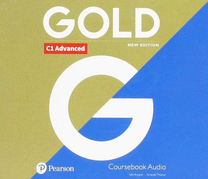 CAE GOLD ADVANCED NEW EDITION CLASS CD | 9781292202419