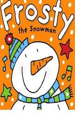 FROSTY THE SNOWMAN CD | 9781847333681