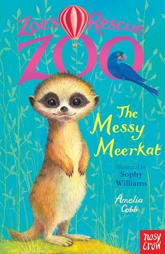 THE MESSY MEERKAT | 9781788004367 | AMELIA COBB