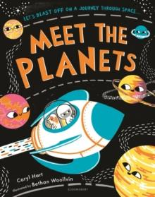 MEET THE PLANETS | 9781408892985 | CARYL HART