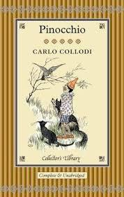 PINOCCHIO (ILLUSTRATED) | 9781909621169 | CARLO COLLODI
