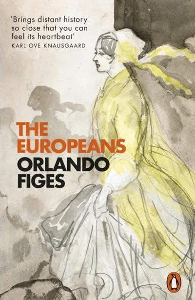 THE EUROPEANS | 9780141979434 | ORLANDO FIGES