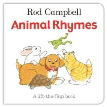 ANIMAL RHYMES | 9781509805488 | ROD CAMPBELL