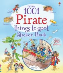 1001 PIRATE THINGS TO SPOT STICKER BOOK | 9781409577591 | ROB LLOYD JONES