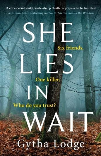 SHE LIES IN WAIT | 9780241362976 | GYTHA LODGE