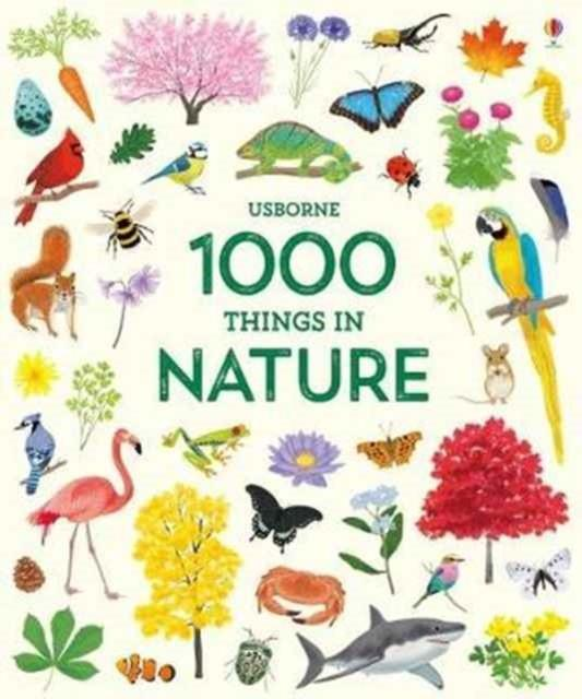 1000 THINGS IN NATURE | 9781474922128 | HANNAH WATSON