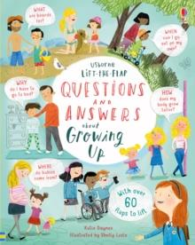 LIFT-THE-FLAP QUESTIONS & ANSWERS ABOUT GROWING UP | 9781474940122 | KATIE DAYNES