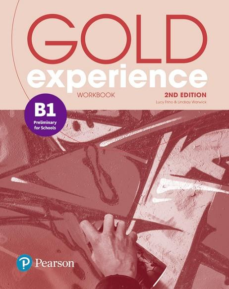 GOLD EXPERIENCE 2ND EDITION B1 WORKBOOK | 9781292194646 | DIGNEN, SHEILA/EDWARDS, LYNDA