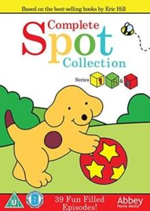 SPOT COMPLETE COLLECTION DVD | 5012106939639
