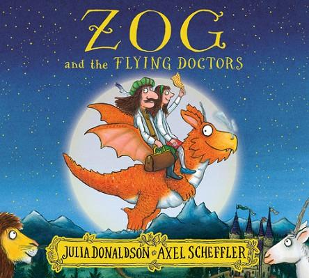 ZOG AND THE FLYING DOCTORS N/E PB | 9781407173504 | JULIA DONALDSON