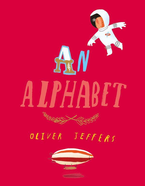 AN ALPHABET | 9780008182519 | OLIVER JEFFERS