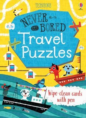 TRAVEL PUZZLES | 9781474952811 | LUCY BOWMAN