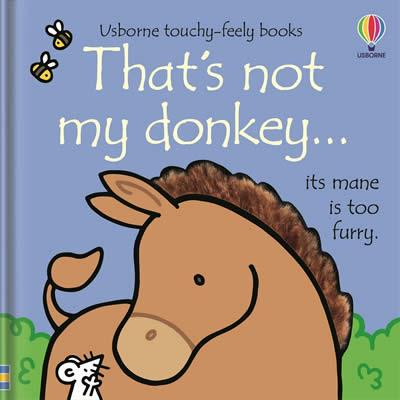 THAT'S NOT MY DONKEY | 9781474986892 | FIONA WATT
