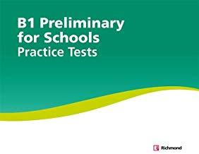PET PRACTICE TESTS B1 PRELIMINARY FOR SCHOOL | 9788466826600