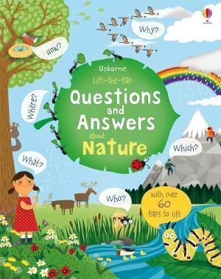 LIFT-THE-FLAP QUESTIONS AND ANSWERS ABOUT NATURE | 9781474928908 | KATIE DAYNES