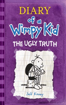DIARY OF A WIMPY KID 5: THE UGLY TRUTH | 9781419700354 | JEFF KINNEY
