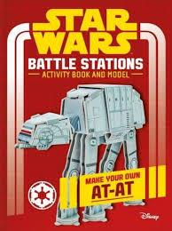BATTLE STATIONS: ACTIVITY BOOK AND MODEL | 9781405282611 | STAR WARS
