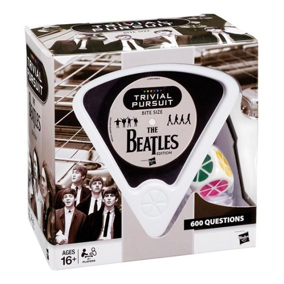 BEATLES TRIVIAL PURSUIT BITE SIZE BOARD GAME | 5036905024747 | HASBRO