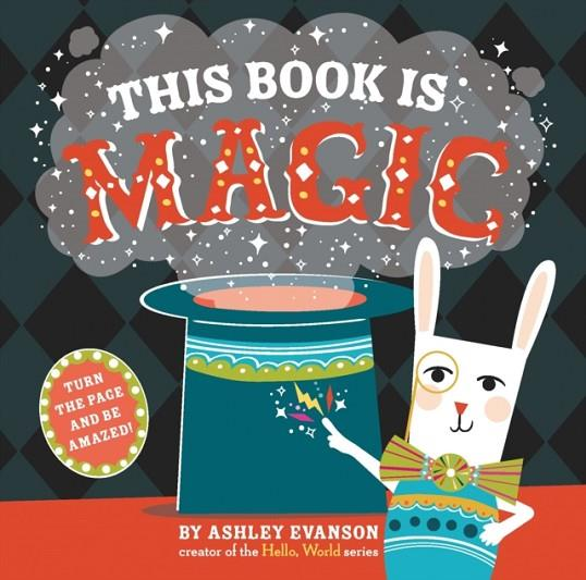 THIS BOOK IS MAGIC | 9780399543920 | ASHLEY EVANSON