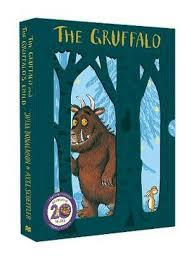 THE GRUFFALO AND THE GRUFFALO'S CHILD GIFT SLIPCASE | 9781509802142 | JULIA DONALDSON