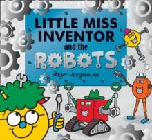 MR. MEN ADVENTURE WITH ROBOTS | 9781405296595 | ADAM HARGREAVES