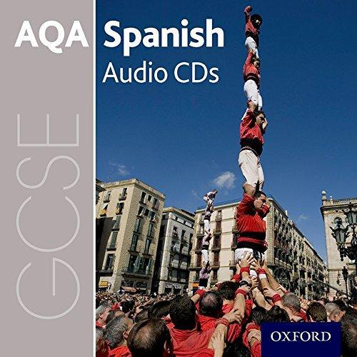QA GCSE SPANISH: AUDIO CD PACK | 9780198375647