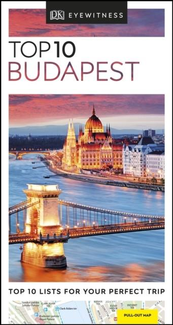 TOP 10 BUDAPEST | 9780241364697 | DK TRAVEL