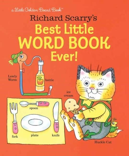 BEST LITTLE WORD BOOK EVE | 9781524718558 | RICHARD SCARRY